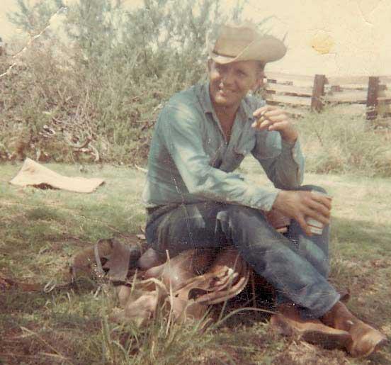 Poem for a Missing Cowboy