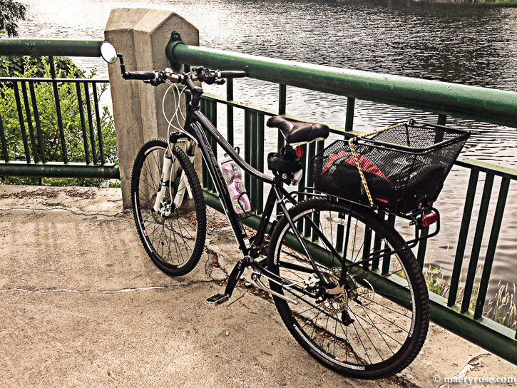 Bicycle by Rum River