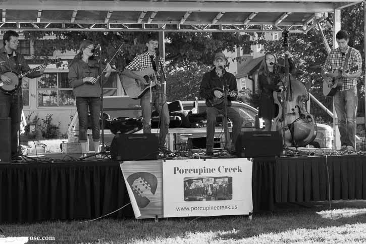 Porcupine Creek Musical Group