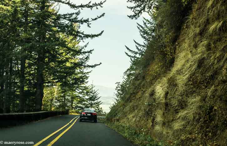 Columbia River Scenic Drive