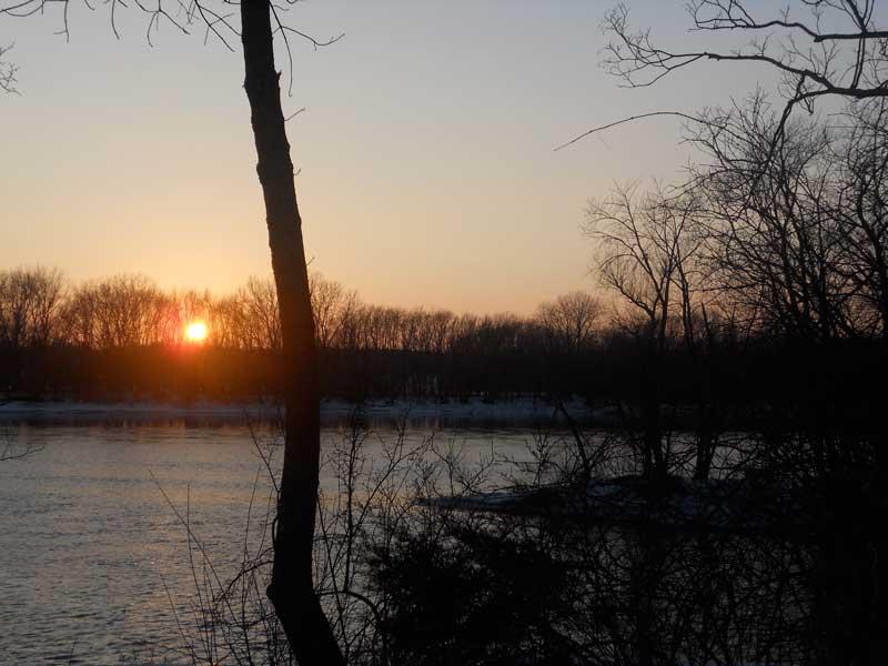 River Views and Gratitude