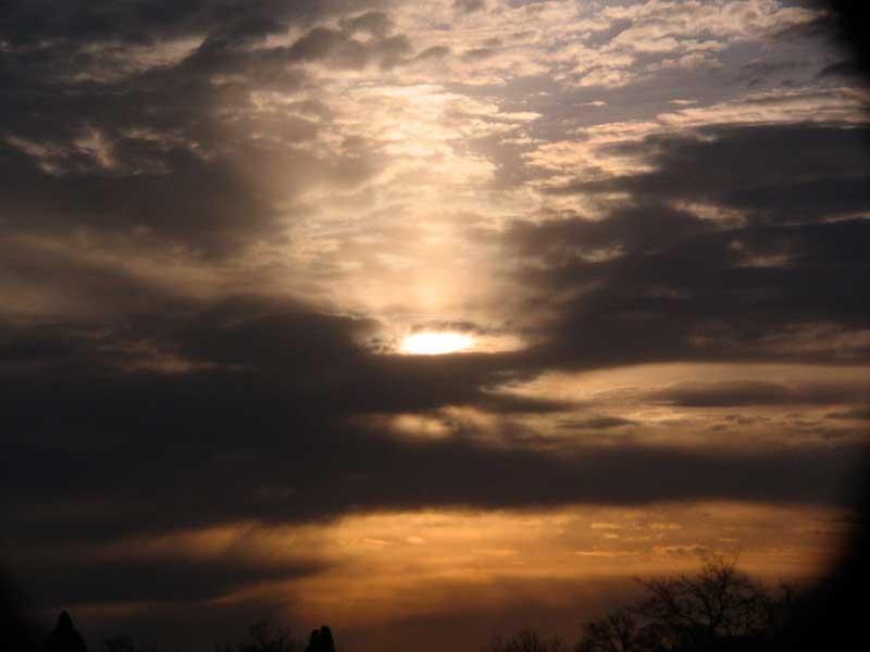 Sunrise — Sunset