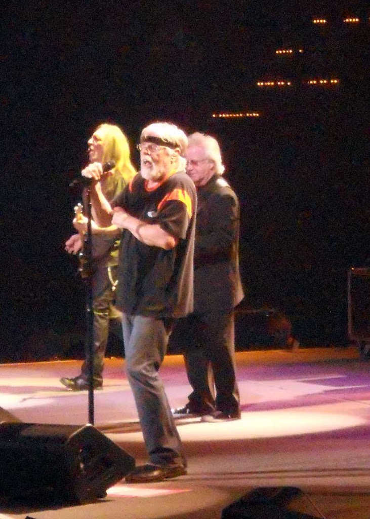Bob Seger and Past Selves