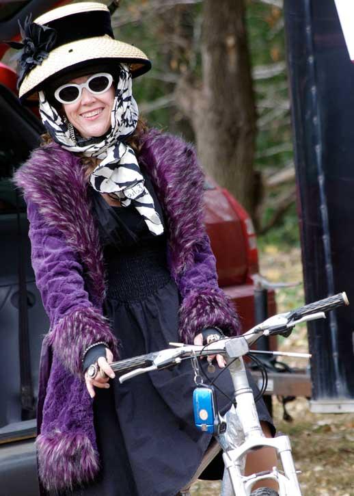 Halloween Mountain Bike Race