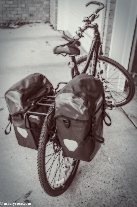 Bike Touring Practice Run
