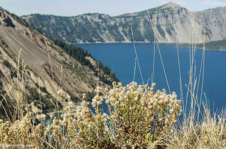 Part 5 of Oregon Trip: Crater Lake