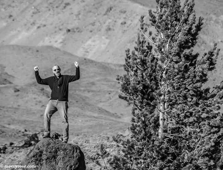 Part 2 of Oregon Trip: Columbia River Scenic Drive andTimberline Lodge