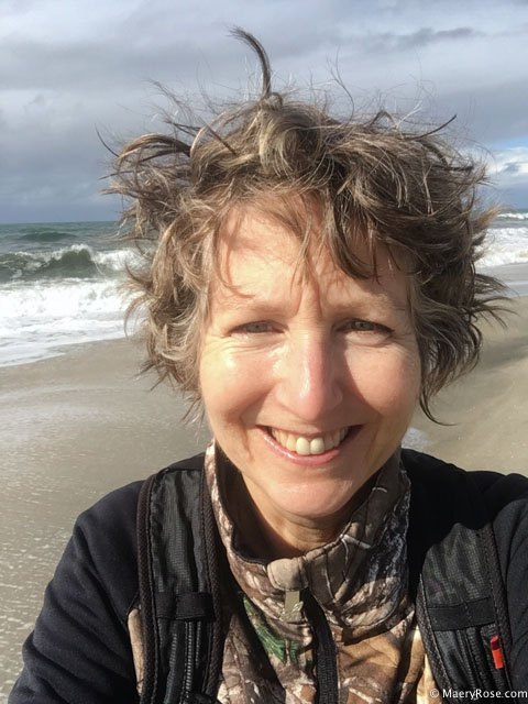 Me at California Beach 2019